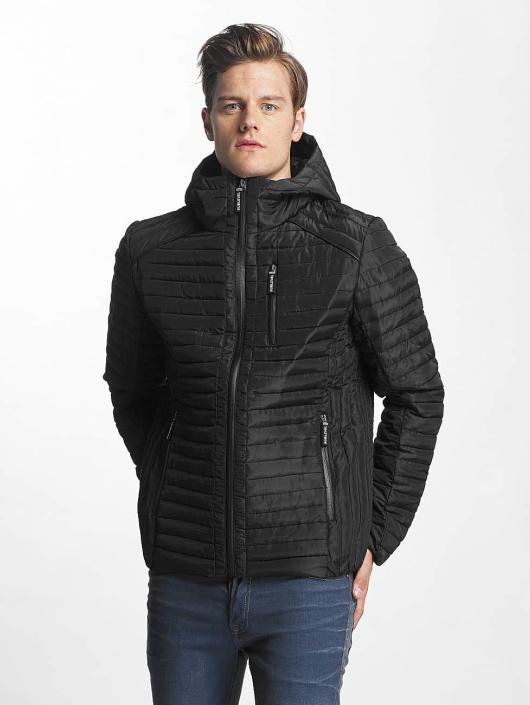 Sublevel Winter Jacket Quilt black