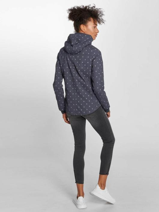 Sublevel Zomerjas Hooded blauw
