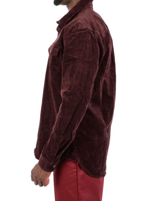 Suit Chemise Jason-Q6030 rouge