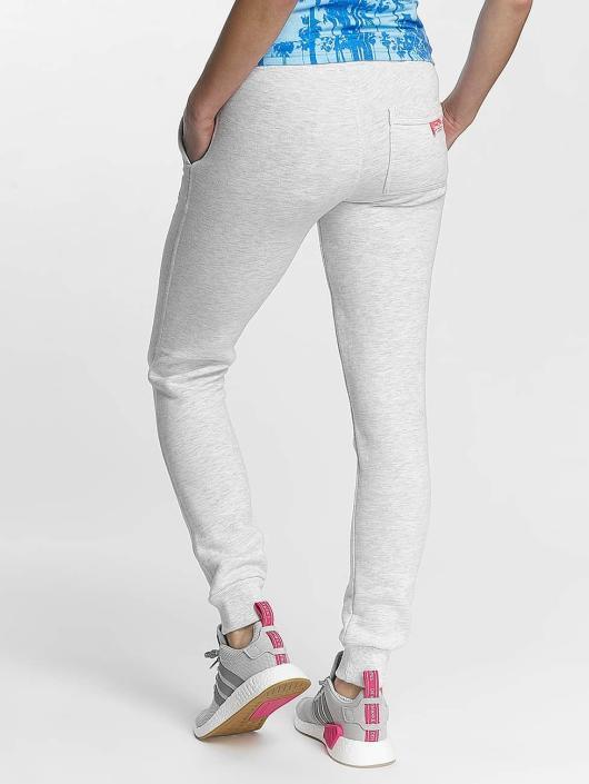 Superdry Спортивные брюки Track And Field серый