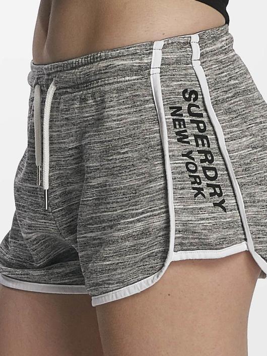 Superdry Шорты Pacific Runner серый