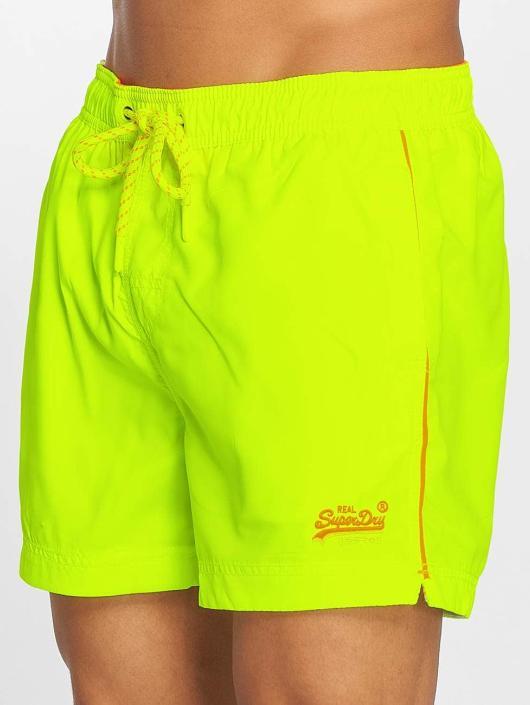 708c8ac064 Superdry Underkläder / Badmode / Badshorts Cuba i gul 430218