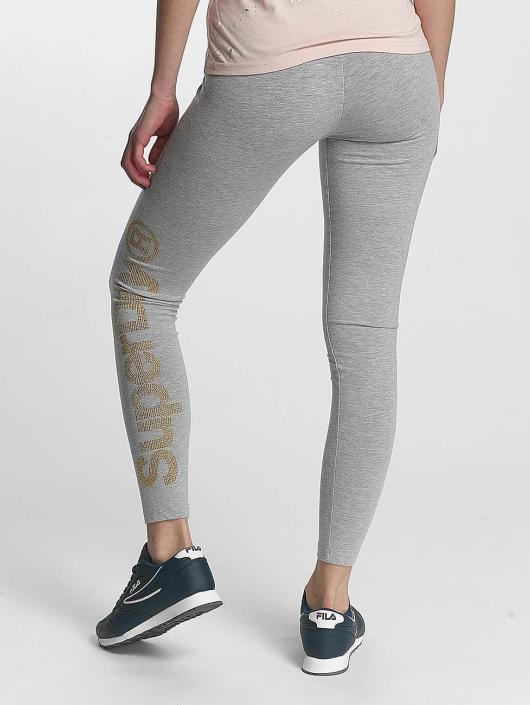Superdry Legging Sparkle grau