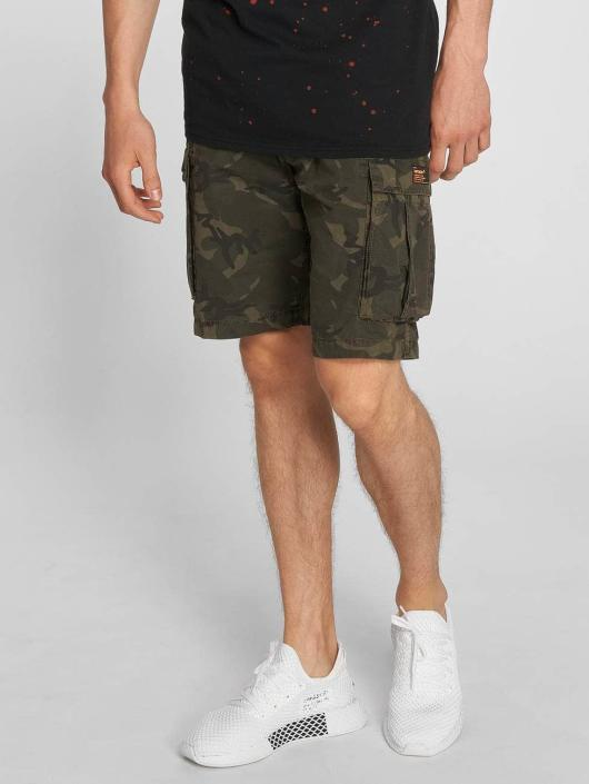 Superdry Shorts Core Lite Ripstop camouflage