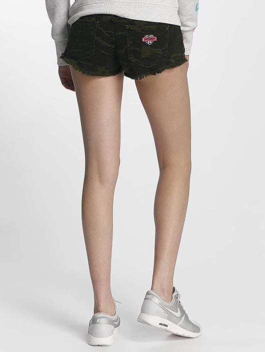 Superdry Shorts Denim Hot kamouflage