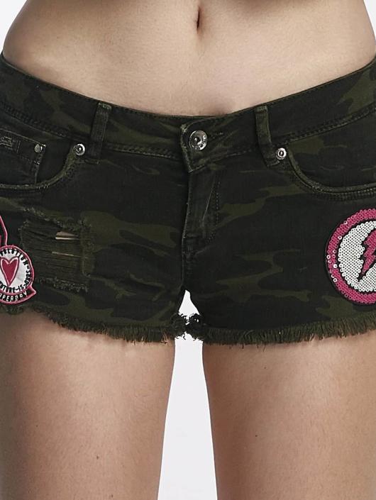 Superdry Shorts Denim Hot kamouflage