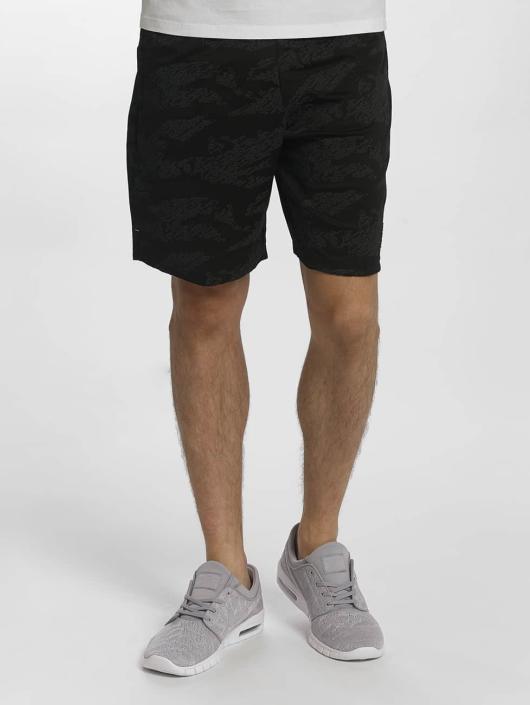 Superdry shorts Sport Training zwart
