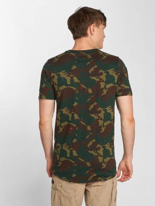 superdry urban camo long line camouflage homme t shirt. Black Bedroom Furniture Sets. Home Design Ideas