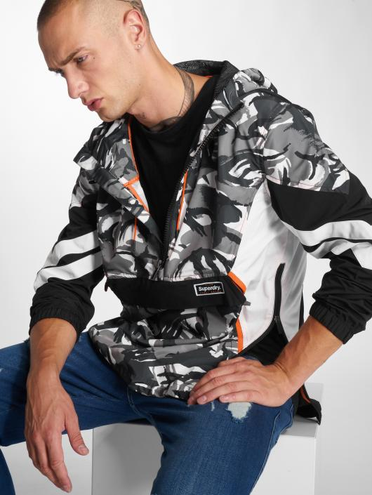 competitive price d4580 fec25 Superdry Jared Overhead Jacket Camo/Black