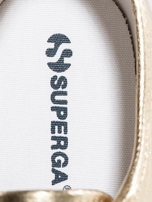 Superga Sneakers 2750 Cotmetu zlatá