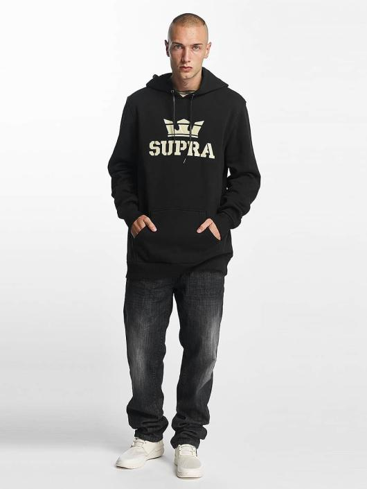 Supra Hoody Above schwarz