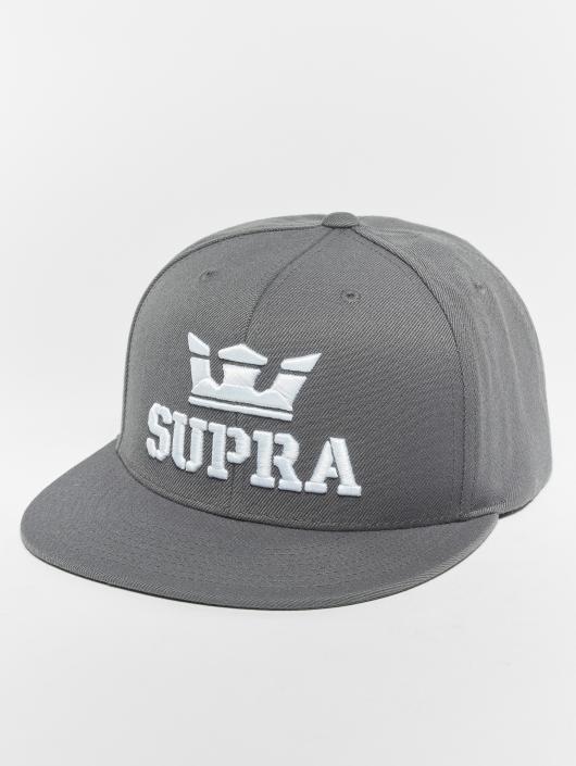 ... Supra Snapback Caps Above harmaa ... 1f68609de8