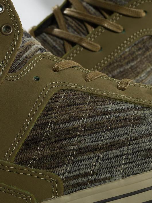Supra sneaker Skytop olijfgroen