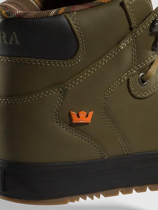 Supra Sneaker Vaider CW olive