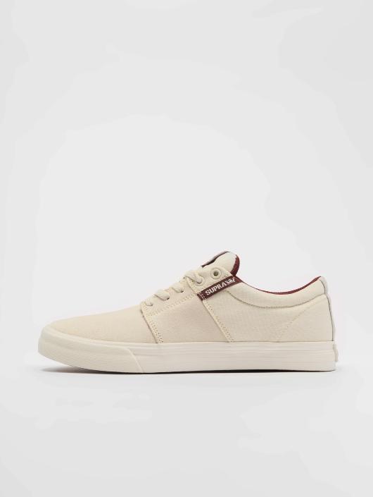 Supra Sneaker Stacks Vulc Ii weiß