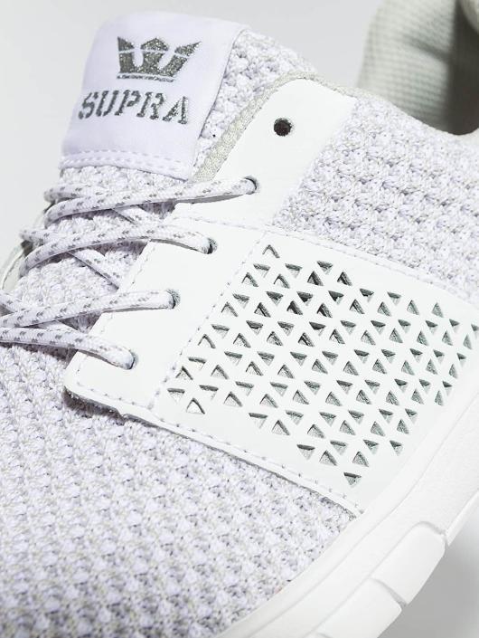 Supra Sneakers Scissor bialy