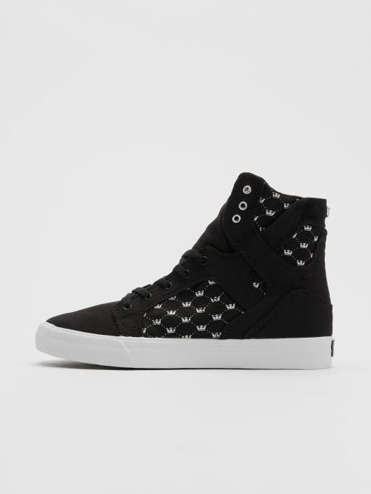 Supra Sneakers Skytop sort