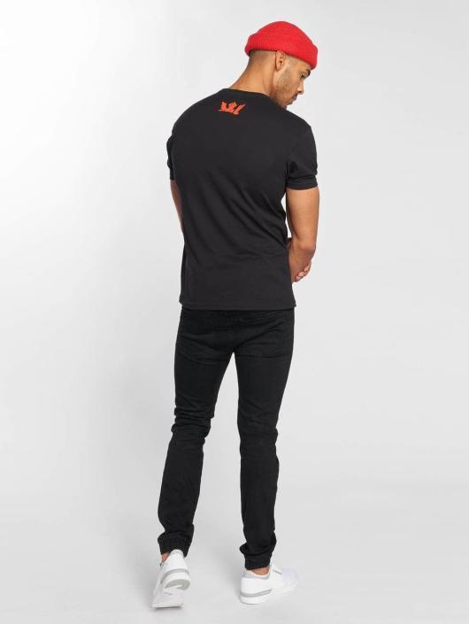 Supra T-Shirt Marker Felt black