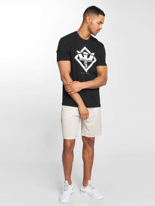 Supra T-Shirt Stencil black