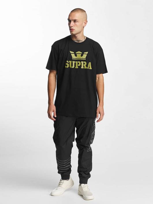 Supra T-Shirt Above schwarz