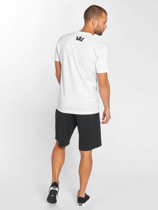 Supra T-Shirty Marker Felt bialy