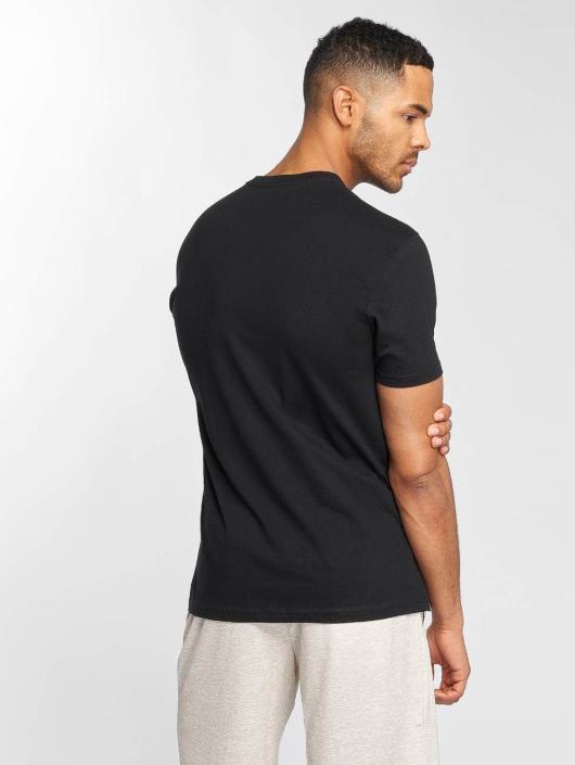 Supra T-Shirty Stencil czarny