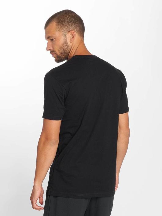 Supra T-Shirty Above czarny