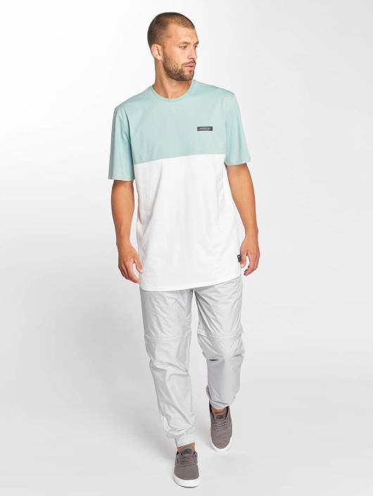 Supra T-Shirty Block niebieski