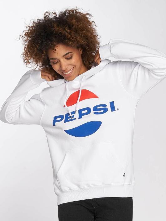 Sweet SKTBS Hoody Pepsi Logo weiß