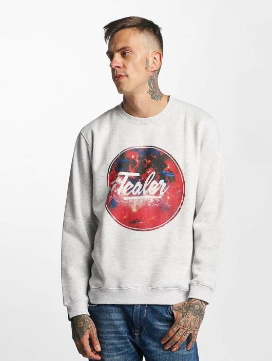 Tealer Swetry Rond Galaxy szary