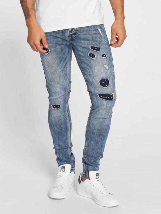 Terance Kole Straight Fit Jeans Michael blau