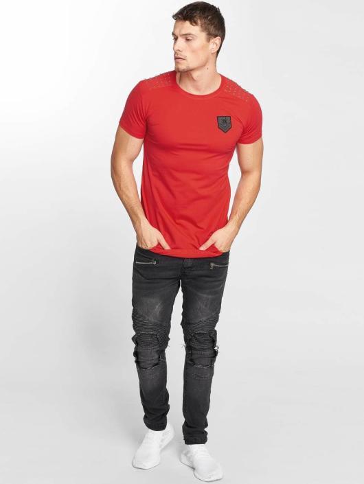 T Budapest shirt Homme 487735 Terance Kole Rouge OikZuTPX