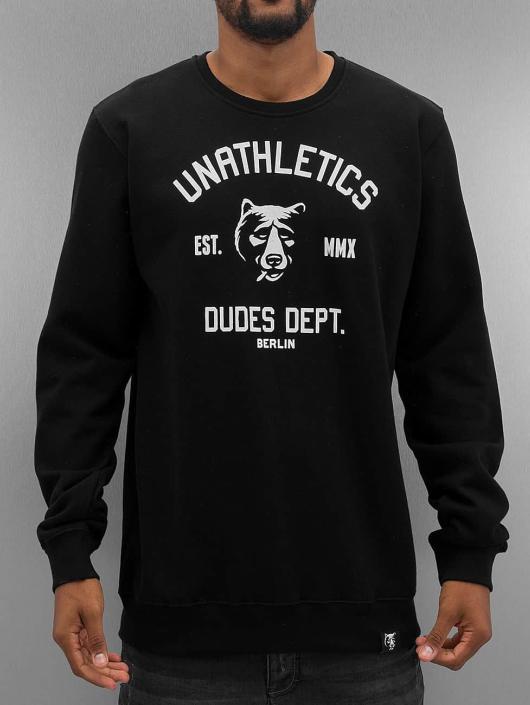 The Dudes Пуловер Unathletics Smoke черный