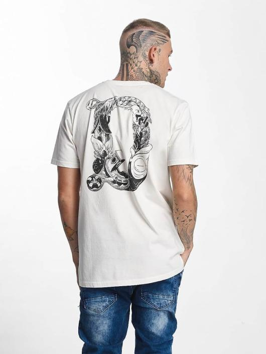 The Dudes T-paidat D valkoinen