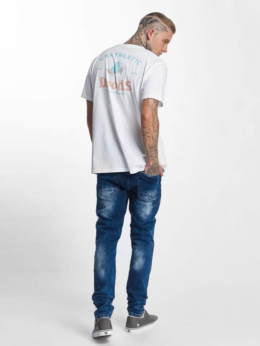 The Dudes T-paidat Skateshit valkoinen