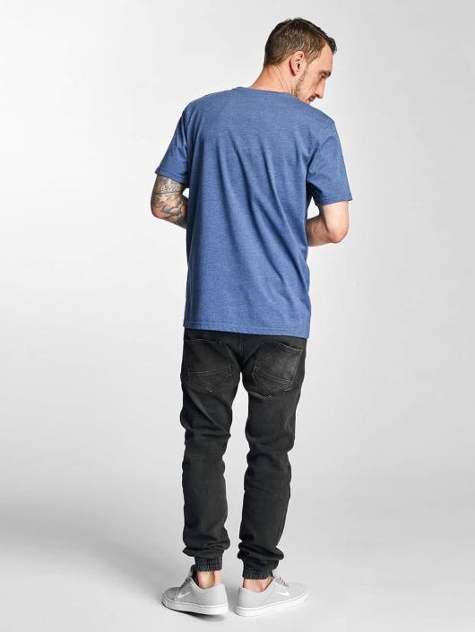 The Dudes T-Shirt Chill Pill blau