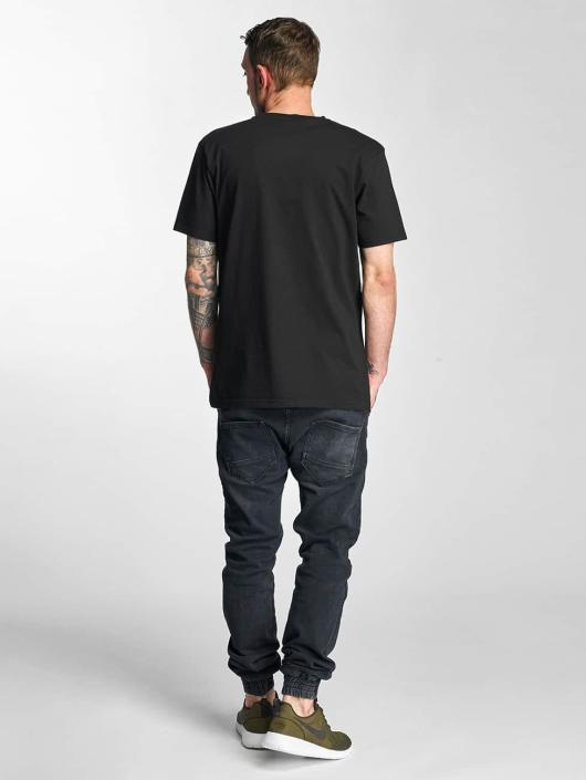 The Dudes T-Shirt Boneyard schwarz