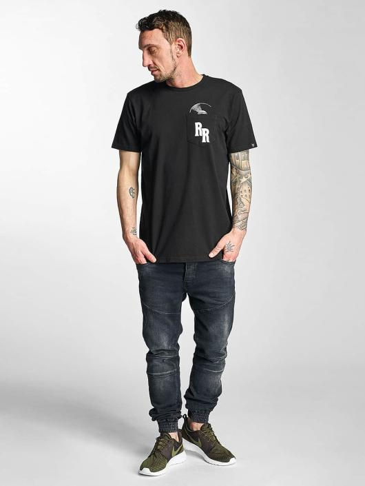 The Dudes T-Shirt R/R schwarz