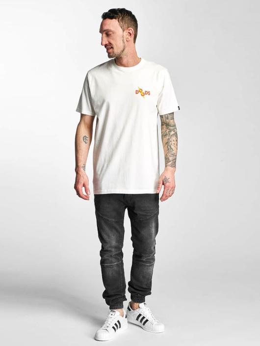 The Dudes T-Shirt Chili Cheese weiß