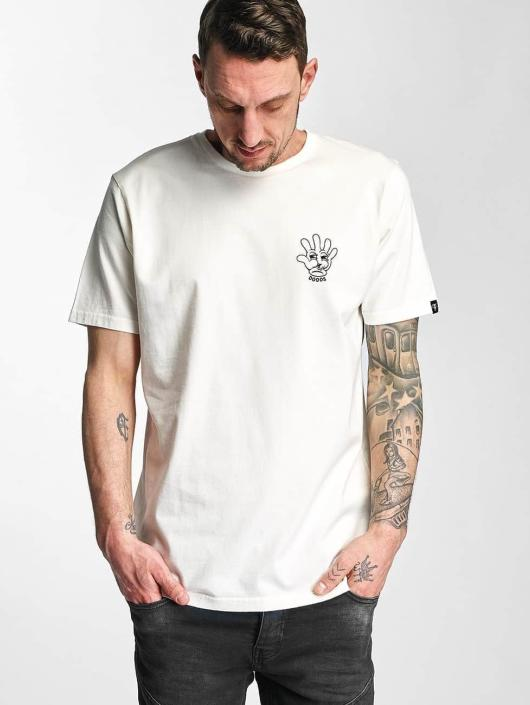 The Dudes T-Shirt High Five weiß