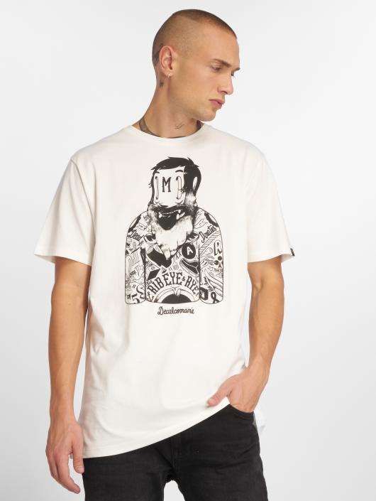 The Dudes T-Shirt Russian weiß