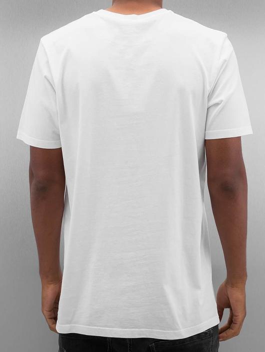 The Dudes T-Shirt Captain white