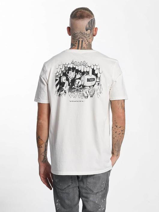The Dudes t-shirt Helles wit