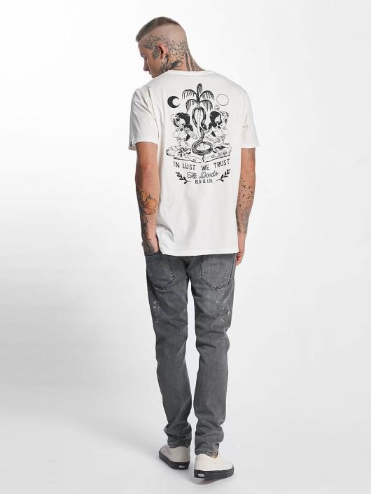 The Dudes t-shirt Moon wit