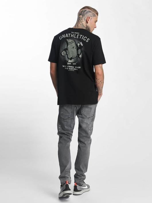 The Dudes t-shirt Stroll zwart