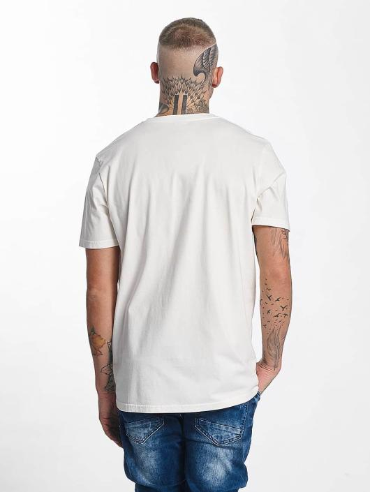 The Dudes T-skjorter Fucked hvit