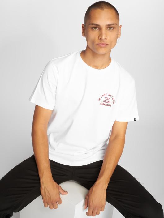 The Dudes T-skjorter Unathletics hvit