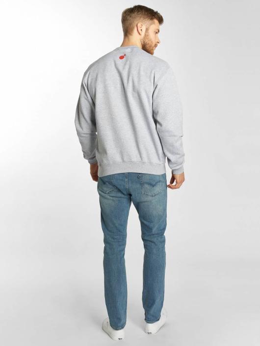 The Hundreds Пуловер Lover серый