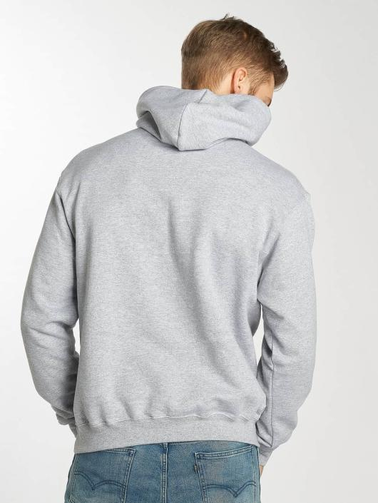 The Hundreds Hoodie Camo Bar grå