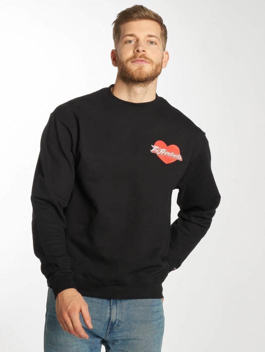 The Hundreds Pullover Lover schwarz